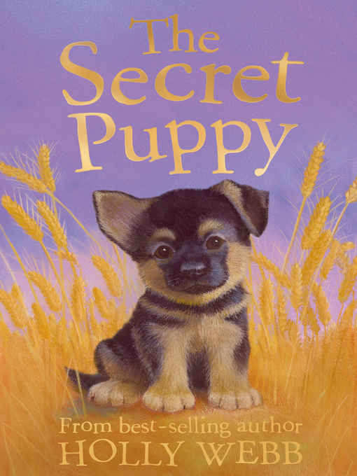 Title details for The Secret Puppy by Holly Webb - Available