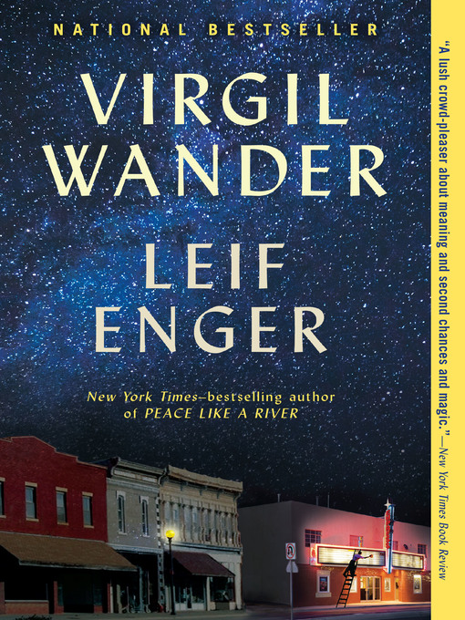 Title details for Virgil Wander by Leif Enger - Available