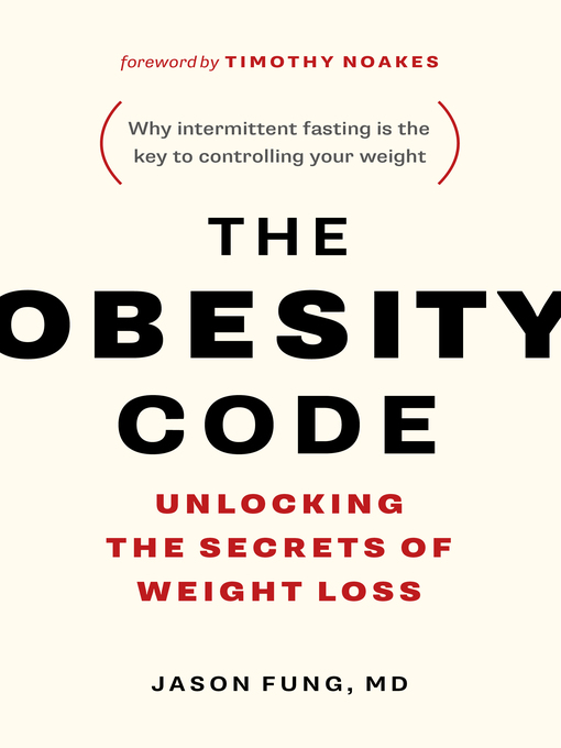Title details for The Obesity Code by Jason Fung - Available