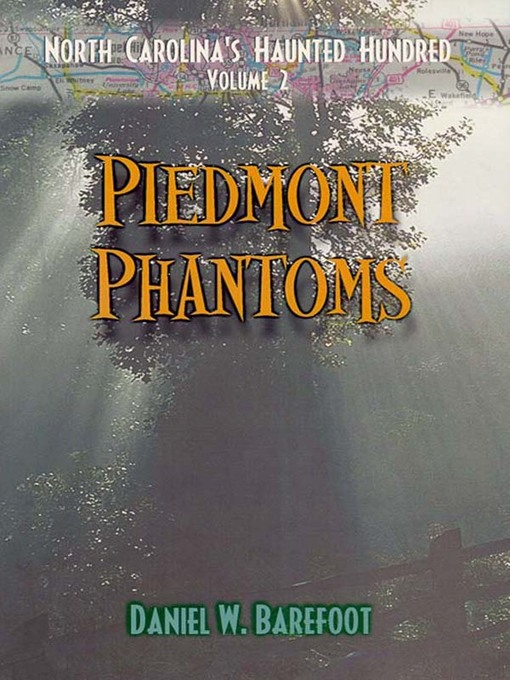 Title details for Piedmont Phantoms by Daniel W. Barefoot - Available