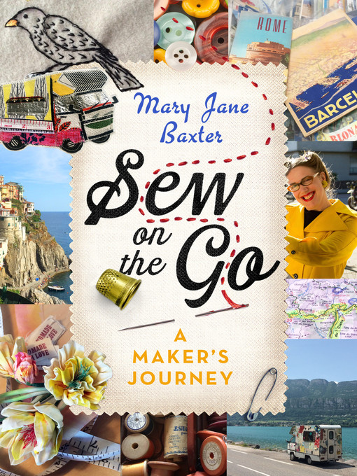 Title details for Sew on the Go by Mary Jane Baxter - Wait list