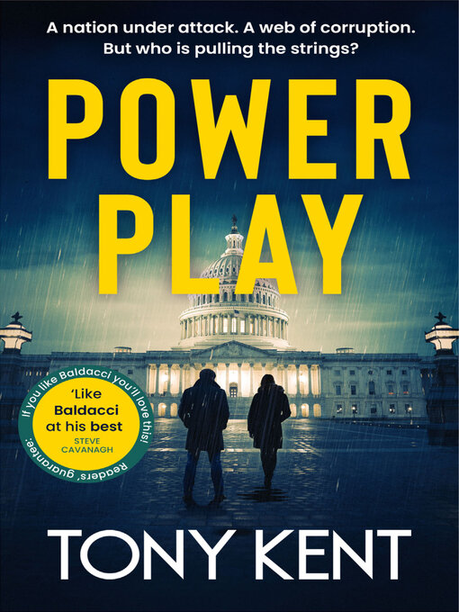 Title details for Power Play by Tony Kent - Wait list