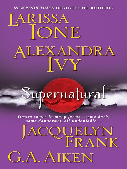 Title details for Supernatural by Jacquelyn Frank - Available