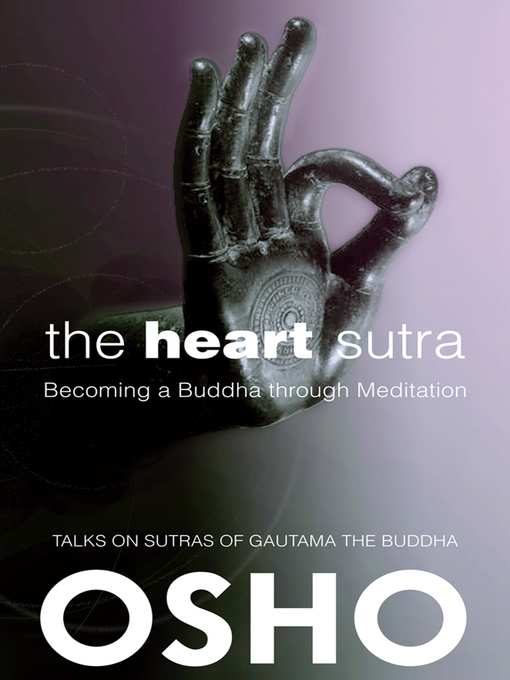 Title details for The Heart Sutra by Osho - Wait list