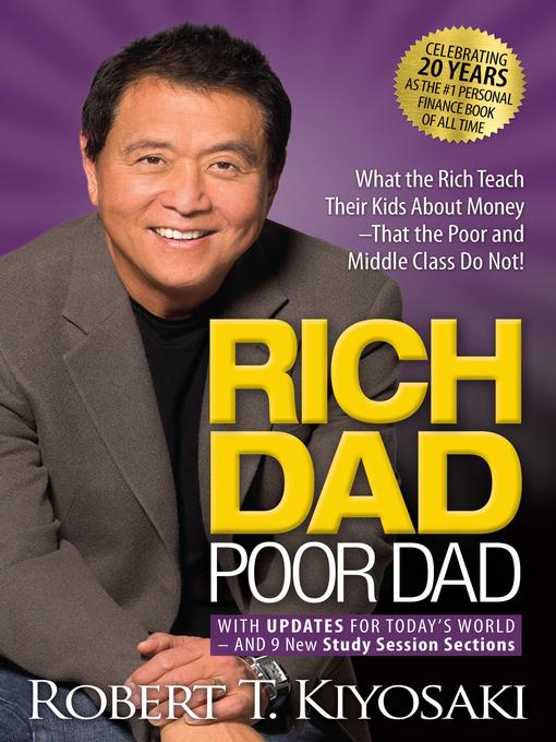 Title details for Rich Dad Poor Dad by Robert T. Kiyosaki - Wait list
