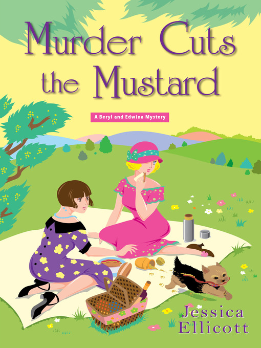 Title details for Murder Cuts the Mustard by Jessica Ellicott - Available