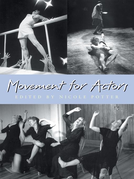 Title details for Movement for Actors by Nicole Potter - Wait list