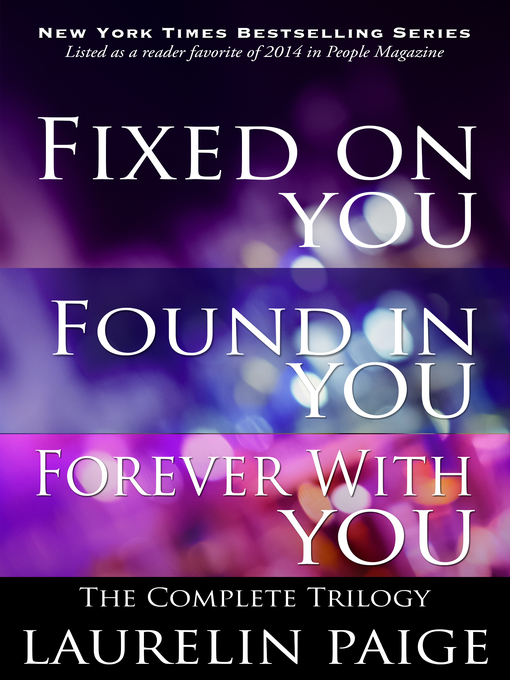 Title details for The Fixed Trilogy by Laurelin Paige - Wait list