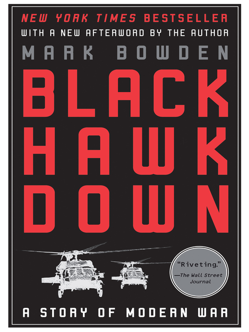 Cover of Black Hawk Down