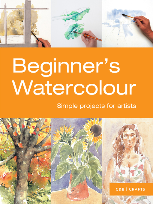 Title details for Beginner's Watercolour by Pavilion - Wait list