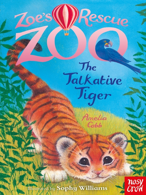 Title details for The Talkative Tiger by Amelia Cobb - Wait list