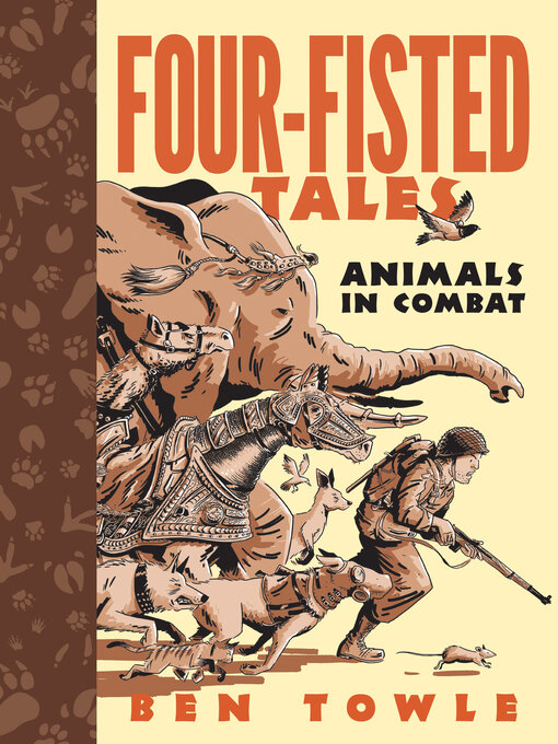 Title details for Four-Fisted Tales by Ben Towle - Available