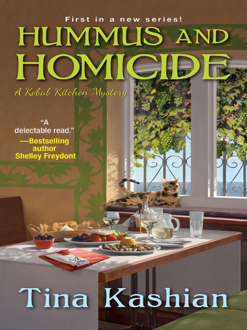 Title details for Hummus and Homicide by Tina Kashian - Available