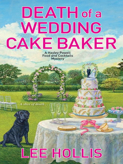 Title details for Death of a Wedding Cake Baker by Lee Hollis - Available