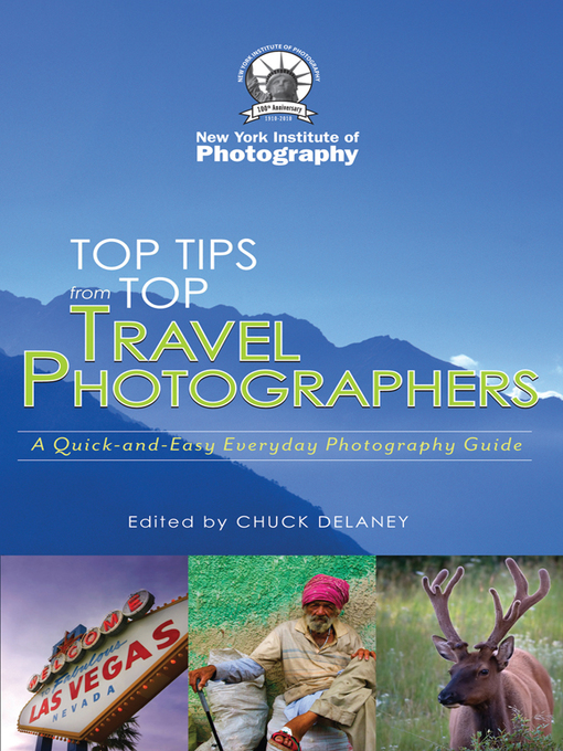 Cover of Top Travel Photo Tips
