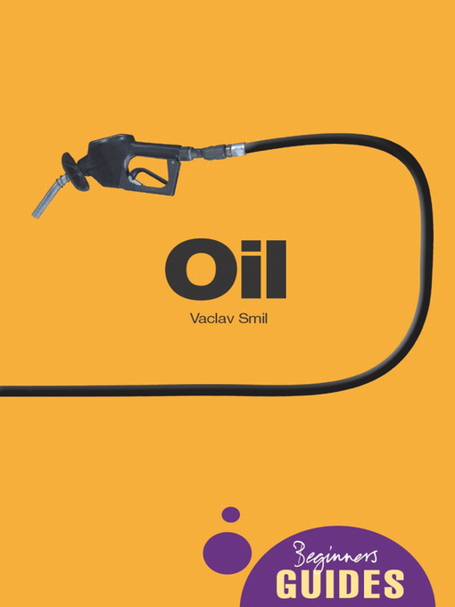 Title details for Oil by Smil, Vaclav - Available