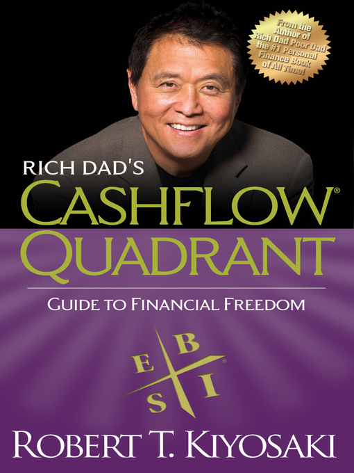 Cover of Rich Dad's CASHFLOW Quadrant