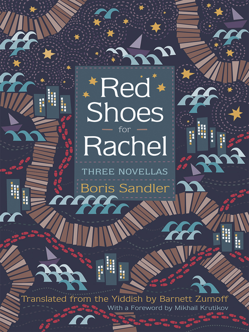 Title details for Red Shoes for Rachel by Boris Sandler - Wait list