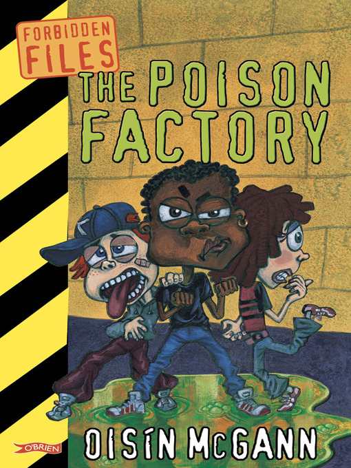 Cover of The Poison Factory