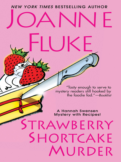Strawberry Shortcake Murder Cover Art