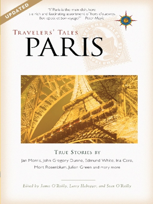 Title details for Travelers' Tales Paris by James O'Reilly - Available