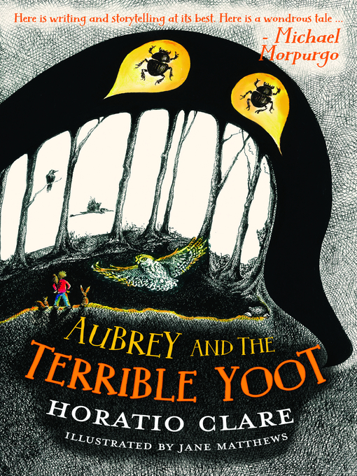 Title details for Aubrey and the Terrible Yoot by Horatio Clare - Available