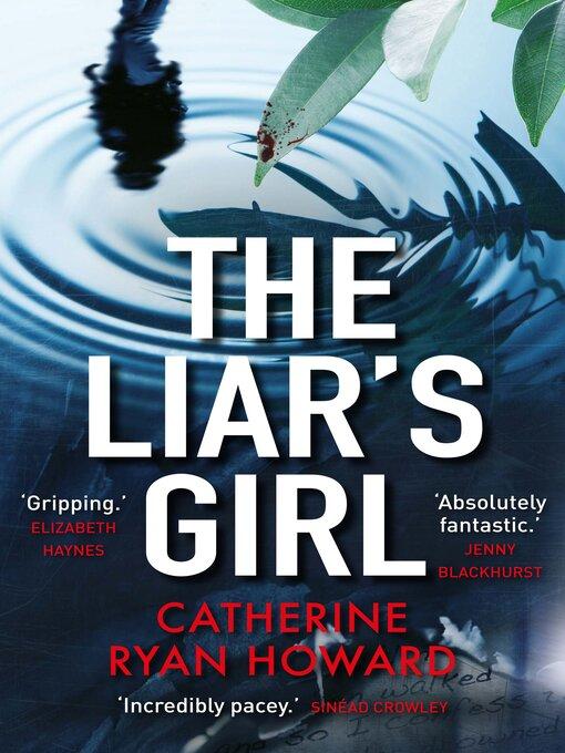 The Liar's Girl Shortlisted for the Edgar Award, Best Novel 2019