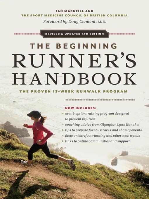 Title details for The Beginning Runner's Handbook by Ian MacNeill - Available