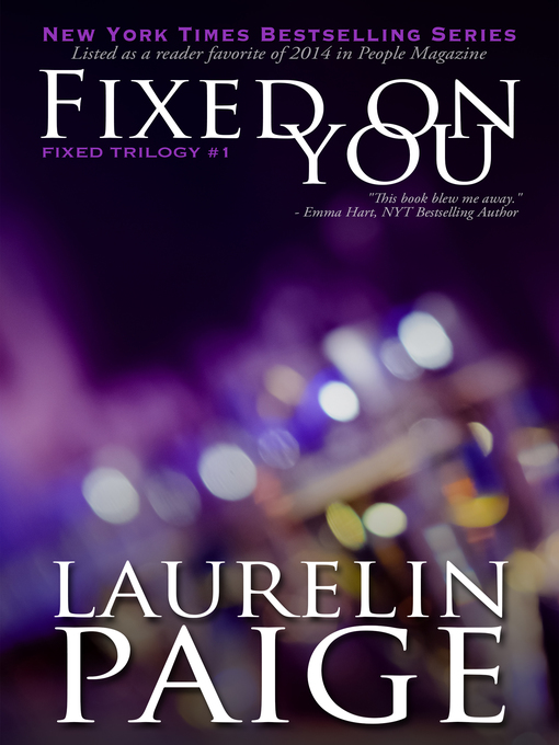Title details for Fixed on You by Laurelin Paige - Wait list