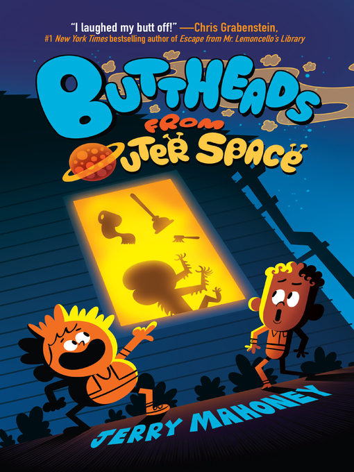 Buttheads From Outer Space