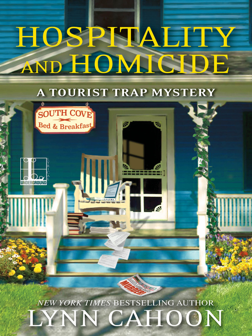 Title details for Hospitality and Homicide by Lynn Cahoon - Wait list
