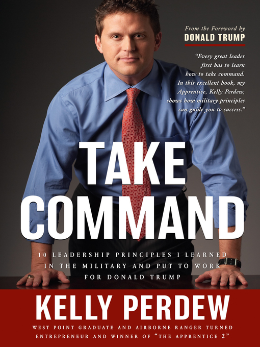 Title details for Take Command by Kelly Perdew - Available