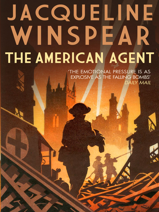 Title details for The American Agent by Jacqueline Winspear - Available
