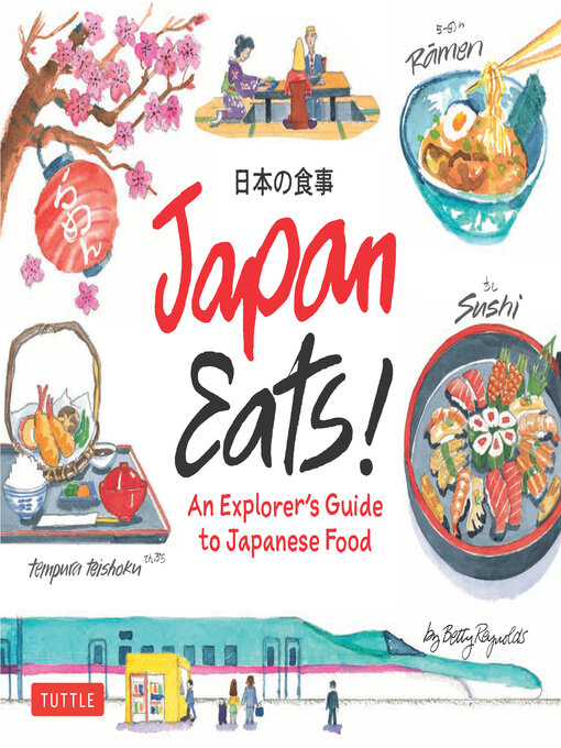 Title details for Japan Eats! by Betty Reynolds - Available