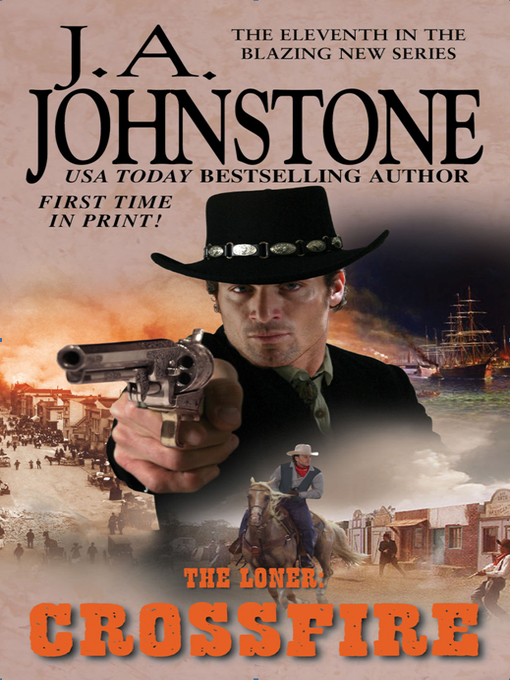 Title details for Crossfire by J.A. Johnstone - Wait list