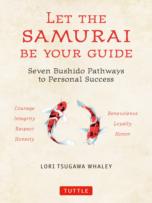Title details for Let the Samurai Be Your Guide by Lori Tsugawa Whaley - Available
