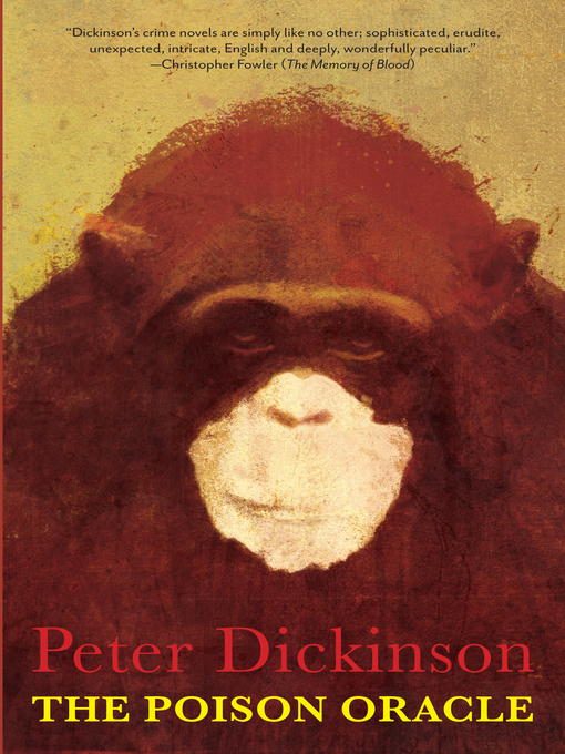 Title details for The Poison Oracle by Peter Dickinson - Available