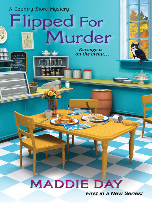 Title details for Flipped For Murder by Maddie Day - Available