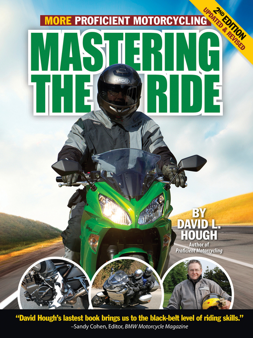 Title details for Mastering the Ride by David L. Hough - Available