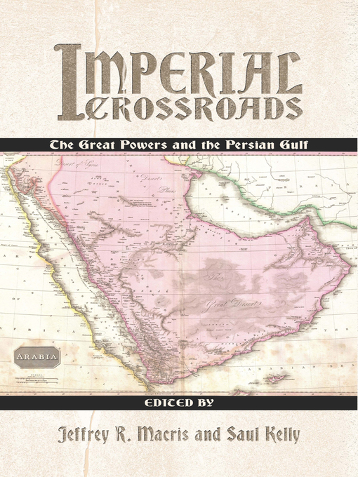 Cover of Imperial Crossroads