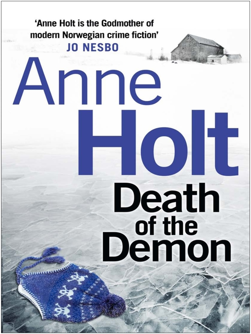Title details for Death of the Demon by Anne Holt - Wait list