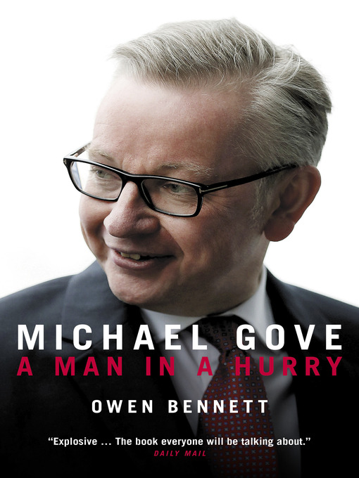Title details for Michael Gove by Owen Bennett - Available