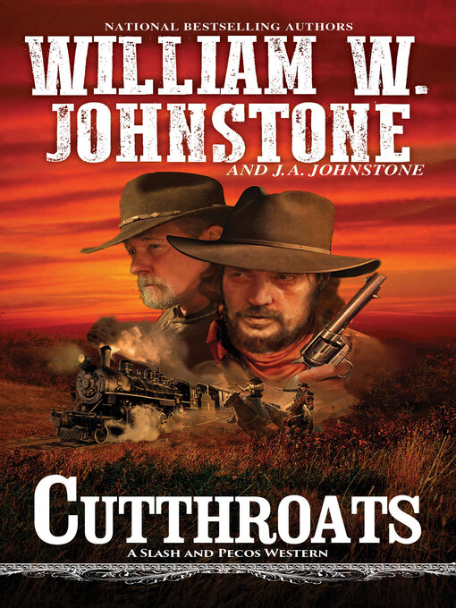 Title details for Cutthroats by William W. Johnstone - Wait list