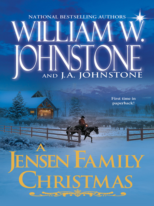 Title details for A Jensen Family Christmas by William W. Johnstone - Wait list