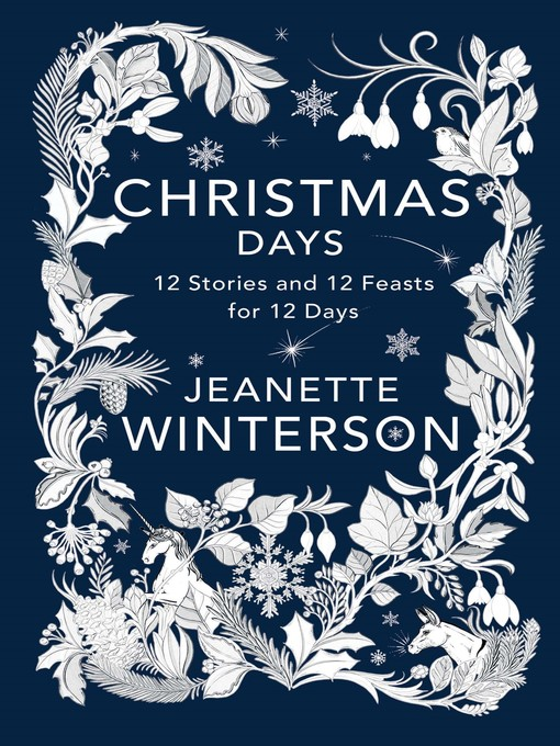 Title details for Christmas Days by Jeanette Winterson - Available