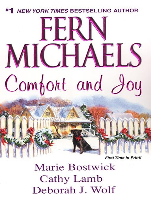 Title details for Comfort and Joy by Fern Michaels - Wait list