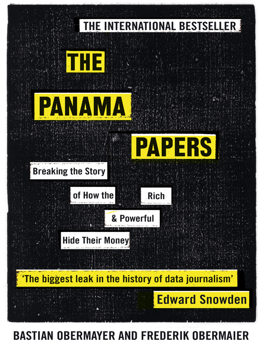Title details for The Panama Papers by Bastian Obermayer - Available