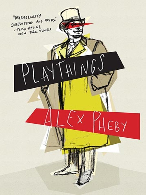 Cover of Playthings