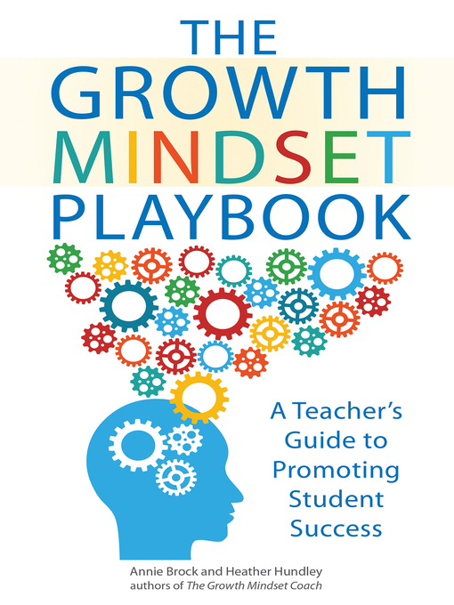 Cover of The Growth Mindset Playbook