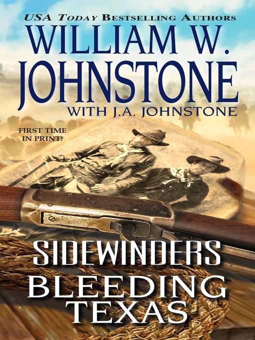 Title details for Bleeding Texas by William W. Johnstone - Wait list